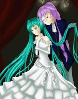 Vocaloid: Phantom of the Opera by NeoSailorCrystal