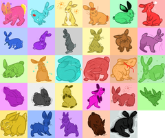 Watership Down by PatchLamb