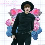Flower boy Suga by JordanAlice