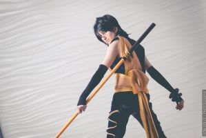 RWBY: Bolin Hori 12 by J-JoCosplay