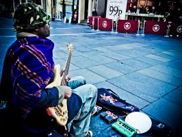 Street Bass by ReverendRyu