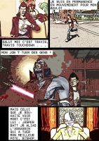 Comic No More Heroes by BABgraph