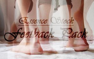 Feetback pack by Essence-stock
