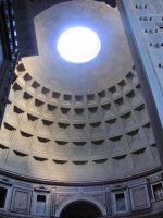Pantheon Dome by Artsee1