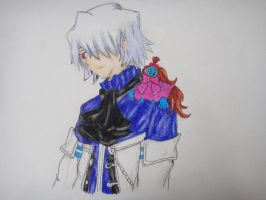 Xerxs Break- Pandora hearts. by Miss---whatever