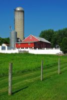 Lancaster Farm by bewing