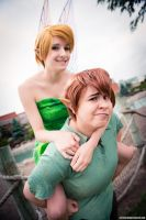 Peter Pan: Mischief Makers by TheFlyingGrayson