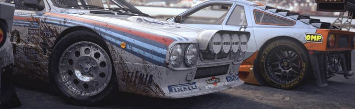 Lancia Rally Cars Porto 2 by Farins
