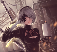 2B by Demonconstruct
