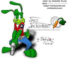 Jazz Jackrabbit Advance by dashassfrost