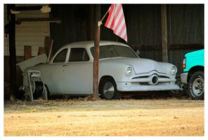 Old Ford Waiting For A Restore by TheMan268