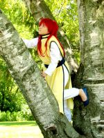Kurama Explores by ShojO-ShortY