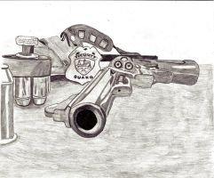 Tools of the trade drawing by Detective-Inspector