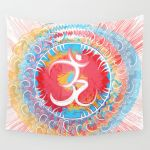 OM wall tapestry by fAmEnXt