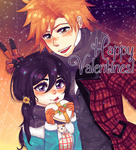 Happy Valentines! by MomoChiee