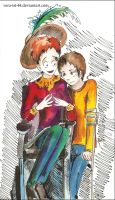 Timmy and Jimmy by Vera-Ist-44