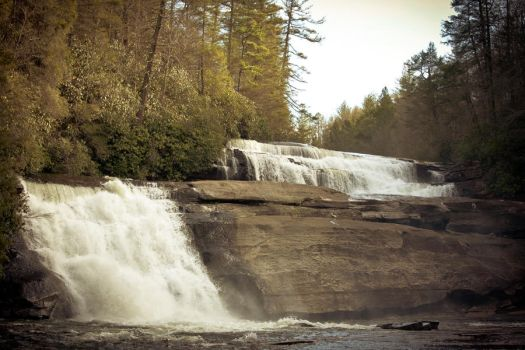 Triple Falls by NorthernWave25