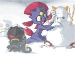 Something something snow by teckworks