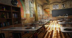 Class Room by maorenc