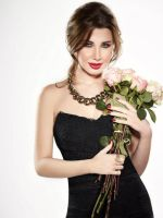 Nancy Ajram by bilall2003