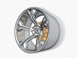 Wheel Concept by Carvetia
