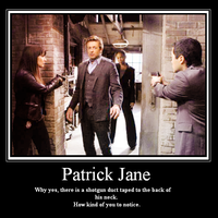 Patrick Jane 3 by BloodRose1993