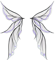 Fairy Wings Colored by Himwath