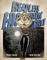 Headless Hip Shakin Honey by paulorocker
