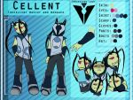 I R K C E L L E N T:: Cellent Reference by Octeapi