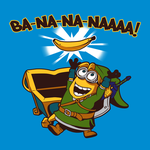 Banananaaa! - Legend of Zelda Minion Crossover by sugarpoultry