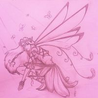 pink fairy full size by xenoangelz