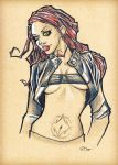 Typhoid Mary by ElPino0921