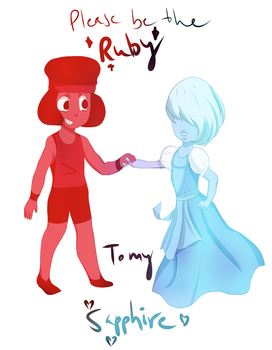 Please be my ruby by nyich-comics