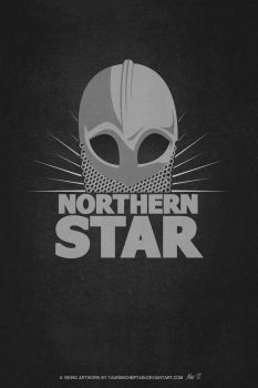 NORTHERN STAR by countcardboard