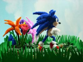 Sonic Flora by CK20XX