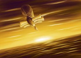 Dirigible by Wittman80