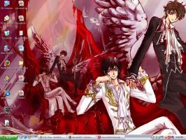 Lelouch and Suzaku by razephyr