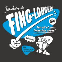 The Fing-Longer! by lowercase-anthony