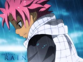 Natsu Dragneel endless rain final by ankoluvzu