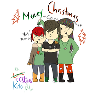 Merry Christmas, Everyone! by Tollador