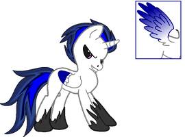 .:Pony Name:. by Shadethebathog