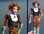 Cats Doll - Skimbleshanks by BWCat