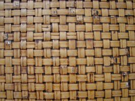 Woven Wicker Texture by FantasyStock