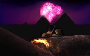 Uncharted - Happy New Year by santi-yo