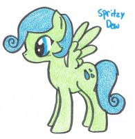 Spritzy Dew-Sample by GreyAneria