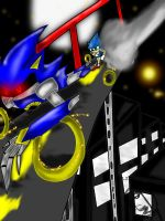 Stop Metal Sonic by Lovelessdeception
