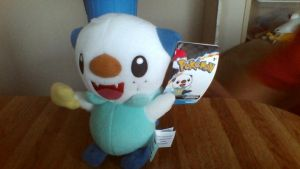 2011 Takara Tomy Oshawott Plush by PokeLoveroftheWorld