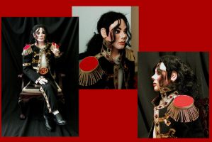 Michael Jackson Doll by Vulkanette