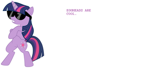 Twilight is 20% Cooler (-Background) Vector by ruthrose48