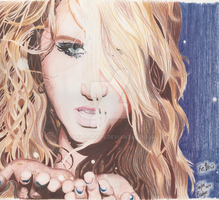 Ke$ha by Sayla-Moon